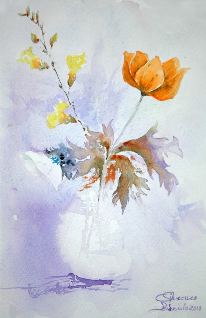 2010 - Composizione n. 11 - 18x26 -