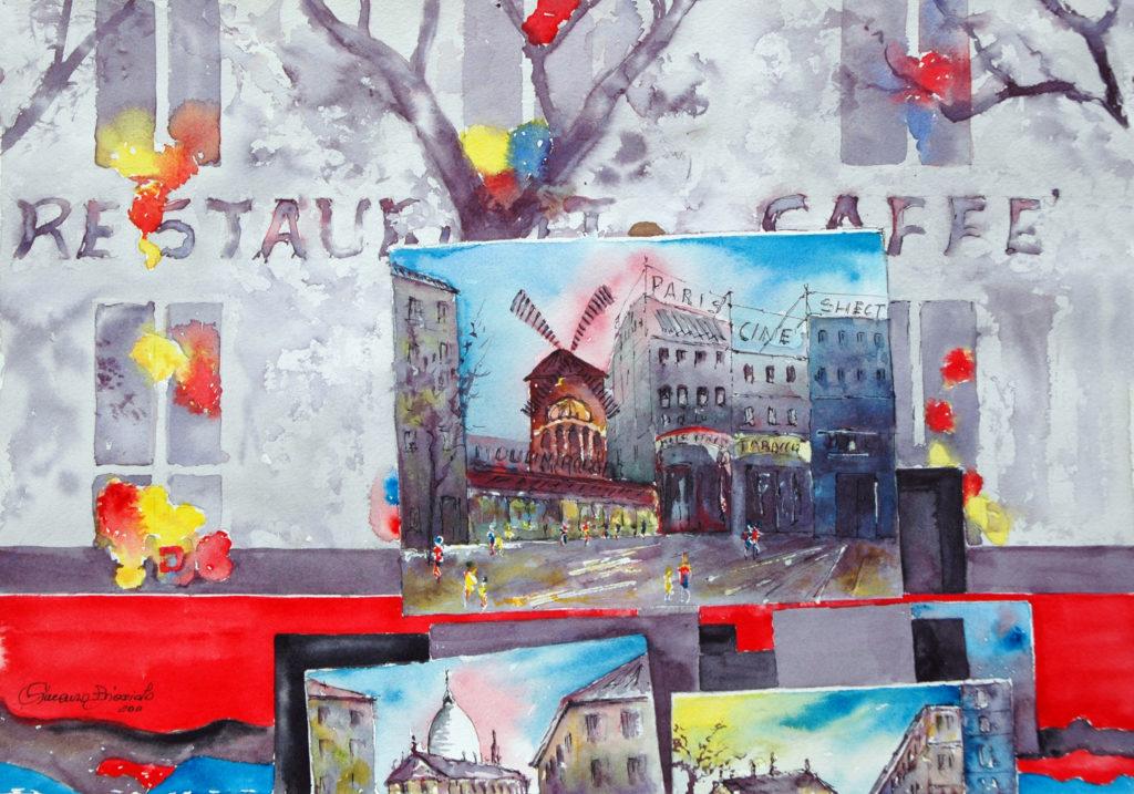 2011 - Montmartre - 37 x 26 -