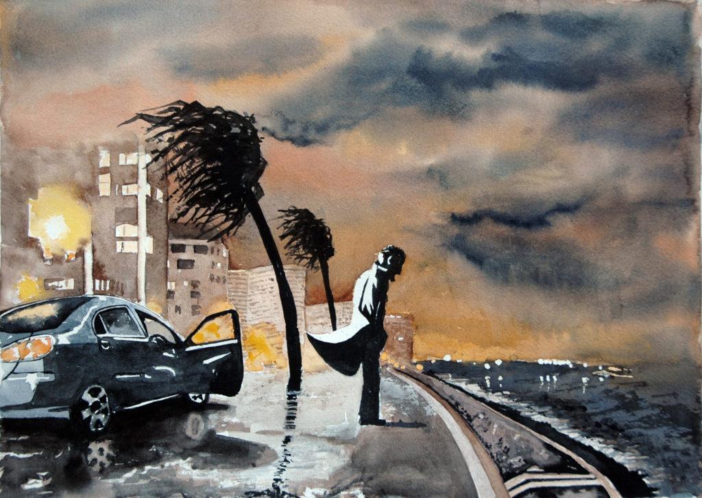 VENDUTO 2011 - Solitudine - 37 x 26